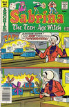 Cover for Sabrina, the Teenage Witch (Archie, 1971 series) #45