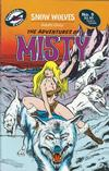 Cover for The Adventures of Misty (Apple Press, 1991 series) #9