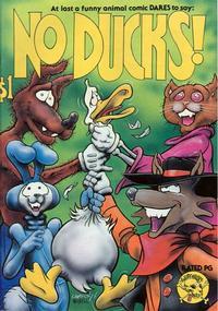Cover Thumbnail for No Ducks! (Last Gasp, 1977 series) #1