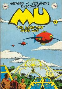 Cover Thumbnail for MU: The Land That Never Was (Kitchen Sink Press, 1978 series)