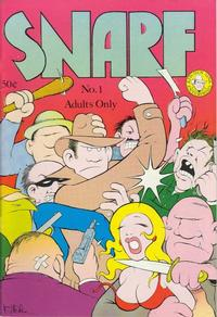 Cover Thumbnail for Snarf (Kitchen Sink Press, 1972 series) #1