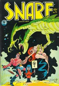 Cover Thumbnail for Snarf (Kitchen Sink Press, 1972 series) #5