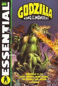 Cover Thumbnail for Essential Godzilla (Marvel, 2006 series)