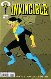 Cover Thumbnail for Invincible (Image, 2003 series) #1