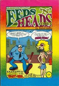 Cover Thumbnail for Feds 'N' Heads Comics (The Print Mint Inc, 1969 series) #[nn] [0.50 2nd-11th print]