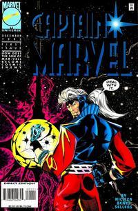 Cover Thumbnail for Captain Marvel (Marvel, 1995 series) #1