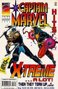 Cover Thumbnail for Captain Marvel (Marvel, 1995 series) #3