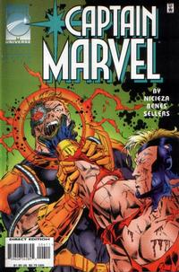 Cover Thumbnail for Captain Marvel (Marvel, 1995 series) #4