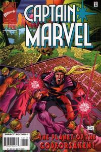 Cover Thumbnail for Captain Marvel (Marvel, 1995 series) #5