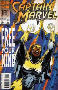 Cover Thumbnail for Captain Marvel (Marvel, 1994 series) #2