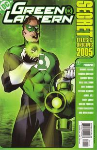 Cover Thumbnail for Green Lantern Secret Files and Origins 2005 (DC, 2005 series)