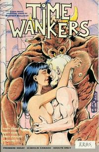 Cover Thumbnail for Time Wankers (Fantagraphics, 1990 series) #1