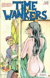 Cover Thumbnail for Time Wankers (Fantagraphics, 1990 series) #5