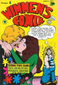 Cover Thumbnail for Wimmen's Comix (Last Gasp, 1972 series) #1