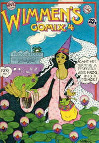 Cover Thumbnail for Wimmen's Comix (Last Gasp, 1972 series) #4