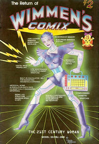 Cover Thumbnail for Wimmen's Comix (Last Gasp, 1972 series) #8