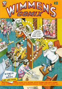 Cover Thumbnail for Wimmen's Comix (Last Gasp, 1972 series) #9