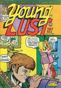 Cover Thumbnail for Young Lust (Last Gasp, 1972 series) #3