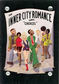 Cover Thumbnail for Inner City Romance (Last Gasp, 1972 series) #1