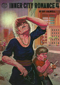 Cover for Inner City Romance (Last Gasp, 1972 series) #4