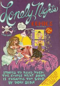 Cover Thumbnail for Lonely Nights Comics (Last Gasp, 1986 series)
