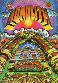 Cover Thumbnail for Monolith (Last Gasp, 1972 series)