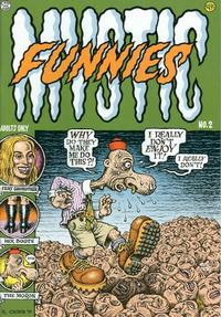 Cover Thumbnail for Mystic Funnies (Last Gasp, 1999 series) #2