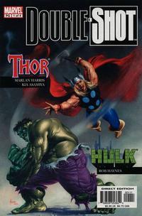 Cover Thumbnail for Marvel Double Shot (Marvel, 2003 series) #1