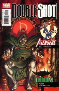 Cover Thumbnail for Marvel Double Shot (Marvel, 2003 series) #2
