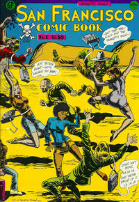 Cover Thumbnail for San Francisco Comic Book (Last Gasp, 1981 series) #6
