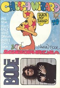Cover Thumbnail for Schizophrenia (Last Gasp, 1973 series)