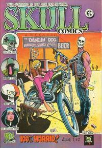 Cover Thumbnail for Skull (Last Gasp, 1970 series) #2