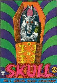Cover Thumbnail for Skull (Last Gasp, 1970 series) #4