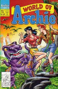 Cover Thumbnail for World of Archie (Archie, 1992 series) #7