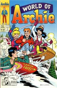 Cover Thumbnail for World of Archie (Archie, 1992 series) #8