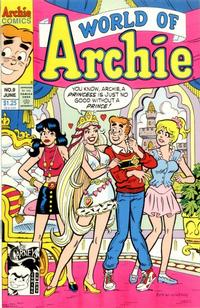 Cover Thumbnail for World of Archie (Archie, 1992 series) #9