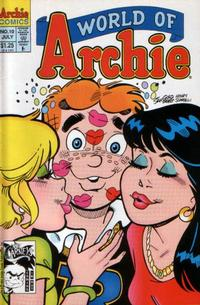 Cover Thumbnail for World of Archie (Archie, 1992 series) #10