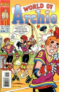 Cover Thumbnail for World of Archie (Archie, 1992 series) #12