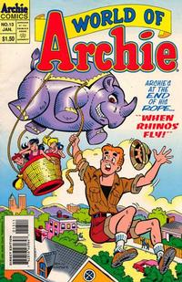 Cover Thumbnail for World of Archie (Archie, 1992 series) #13