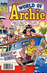 Cover Thumbnail for World of Archie (Archie, 1992 series) #14
