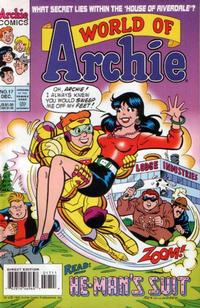Cover Thumbnail for World of Archie (Archie, 1992 series) #17
