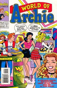 Cover Thumbnail for World of Archie (Archie, 1992 series) #19
