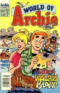 Cover Thumbnail for World of Archie (Archie, 1992 series) #20
