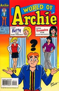 Cover Thumbnail for World of Archie (Archie, 1992 series) #21