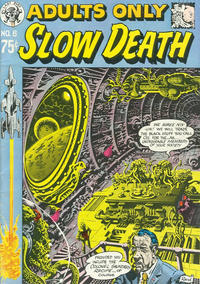 Cover Thumbnail for Slow Death (Last Gasp, 1970 series) #6