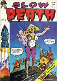 Cover Thumbnail for Slow Death (Last Gasp, 1970 series) #7