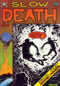 Cover Thumbnail for Slow Death (Last Gasp, 1970 series) #9