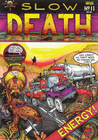 Cover Thumbnail for Slow Death (Last Gasp, 1970 series) #11