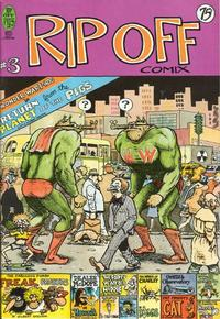 Cover Thumbnail for Rip Off Comix (Rip Off Press, 1977 series) #3