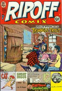 Cover Thumbnail for Rip Off Comix (Rip Off Press, 1977 series) #7